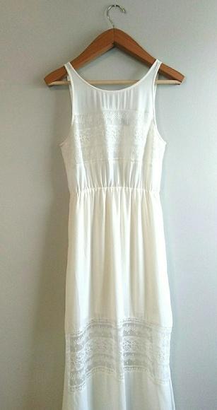 Ongekend Divided Dresses | By Hm Sleeveless Maxi Dress | Poshmark EL-98